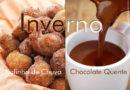 Aqueça a sua Tarde! Bolinho de Chuva e Chocolate Quente