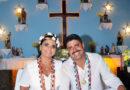Marcele e Júnior Vilela – Casamento e Festa – Tenda N.S. Santana – Macaé-RJ