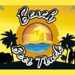 """Praia dos Cavaleiros recebe """"Beach Beer Truck"""" no início de fevereiro"""