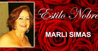 Aniversário de Marli Simas