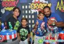 Giovane 5 anos / Júlio César 3 anos  – Festa de aniversário – Candylandia – Macaé-RJ