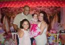 Valentina 1 ano – Festa de aniversário – Fátima Buffet – Macaé-RJ