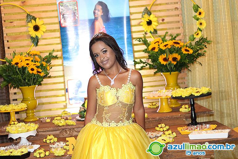 Nathália 15 anos – Festa de aniversário – Macaé-RJ
