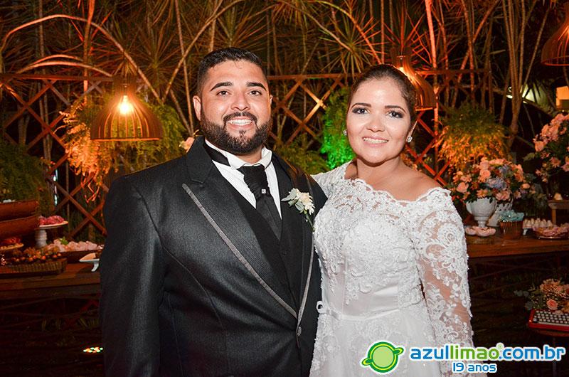 Andreza e Janailson – Festa de Casamento – Espaço Casadio – Macaé-RJ