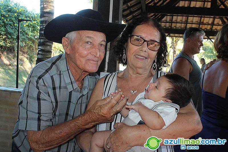 Euclides 81 anos – Festa de aniversário – Fazenda Interativa – Macaé-RJ