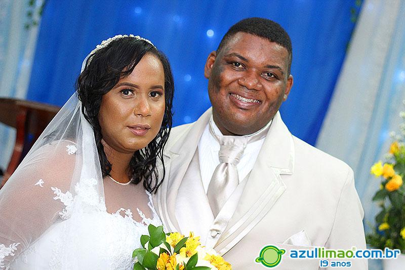 Janice e Walisson – Casamento e Festa – Igreja Min. Avivamento de Fé – Macaé-RJ