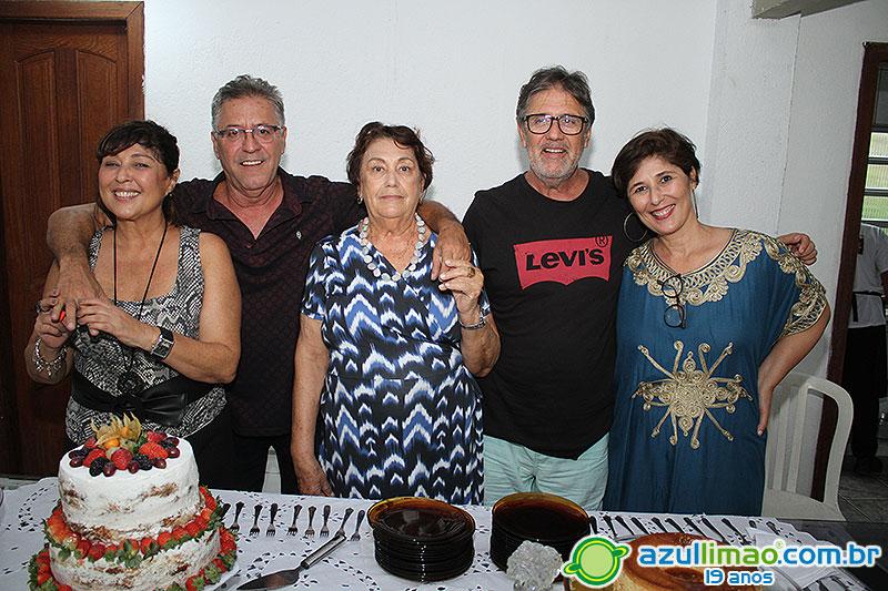 Maria Sônia Fragoso – Festa de aniversário – Macaé-RJ