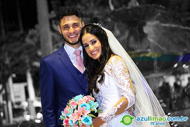 Daya Andrade e Mike Carvalho – Casamento e Festa – Quissamã-RJ