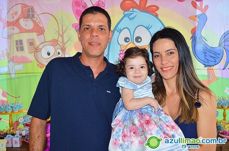 Elisa 1 ano – Festa de aniversário – Barragreen – Macaé-RJ