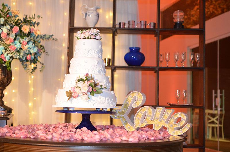 Spaço & Festa Eventos – Decoração de Casamento – Macaé-RJ
