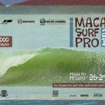 Praia do Pecado irá sediar Macaé Surf Pro