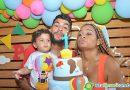 Paulo 1 ano – Festa de aniversário – Macaé-RJ