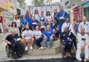 Dia D Conscientização sobre a Acessibilidade no Comércio – Calçadão do Centro – Macaé-RJ