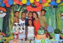 Miguel 8 anos – Festa de aniversário – Arena Radical – Macaé-RJ