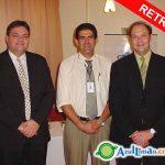 RETROSPECTICA 2003 – Coletiva de Imprensa e Coquetel de Lançamento do Zumm Internet. – 23/out/2003- Macaé-RJ