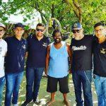 Ator Leandro Firmino participa da Live Xurrasclube na Prática, em Macaé, neste domingo (02)