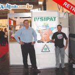 RETROSPECTIVA 2003 – IV SIPAT e II SIPAT MUNICIPAL 15 a 19 de Setembro de 2003