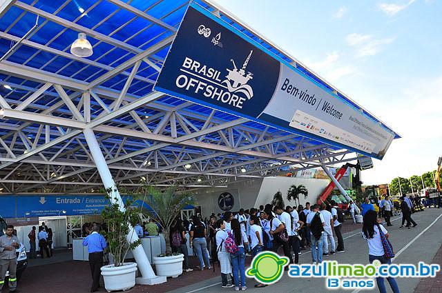 Brasil Offshore 2013 – Centro de Convenções de Macaé-RJ