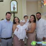 Batizado de Luisa e Lívia  – Ig. N.S, de Fátima e Fátima Buffet – Macaé-RJ