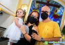 Batizado de Laura – Igreja São João Batista – Macaé-RJ